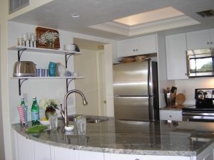 new stainless steel Whirlpool appliances